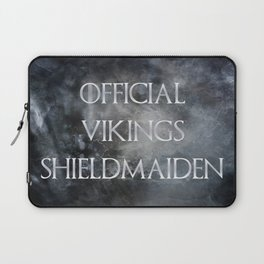 Shieldmaiden Laptop Sleeve