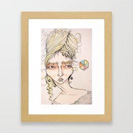 Color Master Framed Art Print