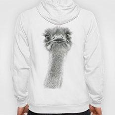 Cute Ostrich SK053 Hoody