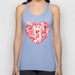 isabelle Unisex Tank Top