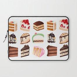 Yummy Cakes Laptop Sleeve