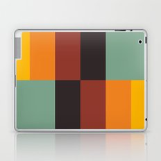 Stripes and swatches Laptop & iPad Skin