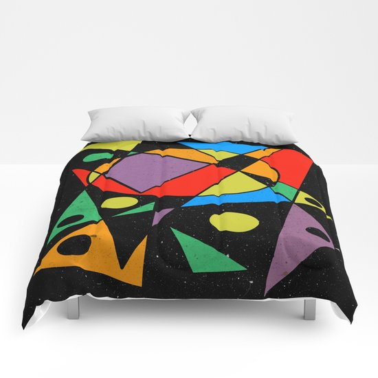 Abstract #130 Comforters
