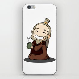 Uncle Iroh iPhone Skin