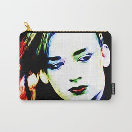 Boy George - Karma Chameleon - Pop Art Carry-All Pouch