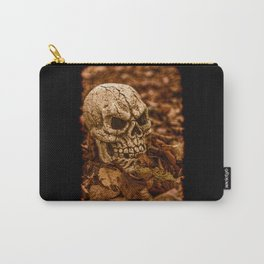 Halloween Skull 2 Carry-All Pouch