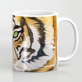 Walking Tiger Coffee Mug