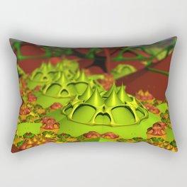 Autumn Valley Rectangular Pillow