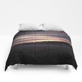 Evening shadows Comforters