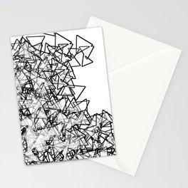 Minimalist origami Stationery Cards