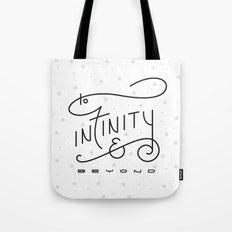 To Infinity & Beyond Tote Bag