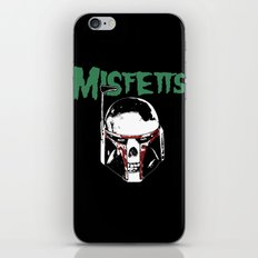 Misfetts iPhone & iPod Skin