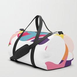 Colorful Circus Duffle Bag