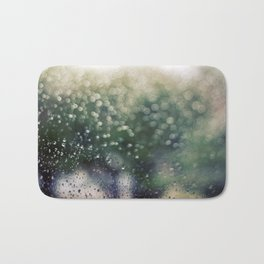 Summer Rain Bath Mat