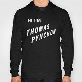 Hi I'm Thomas Pynchon Hoody