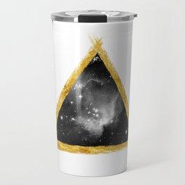 Cosmos Pyramid Travel Mug