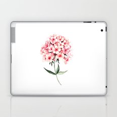 Watercolor flower phlox Laptop & iPad Skin