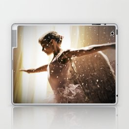Angel Ballerina Laptop & iPad Skin