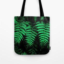 Emerald Triplets Tote Bag