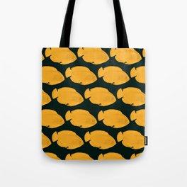 OrangeFish Tote Bag