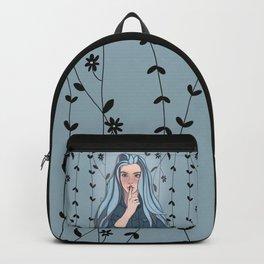 Whisper Secrets in the Garden Backpack