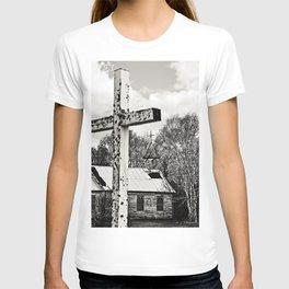 Abandoned T-shirt