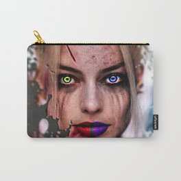 Harley Quinn - Margot Robbie Carry-All Pouch