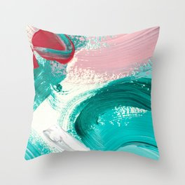 Oh, Happy Day! 07 Throw Pillow