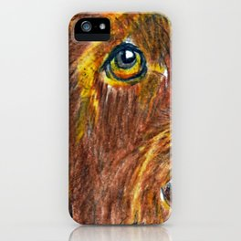 Waiting For You #1 iPhone Case