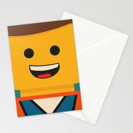 LEGO - Emmet  Stationery Cards