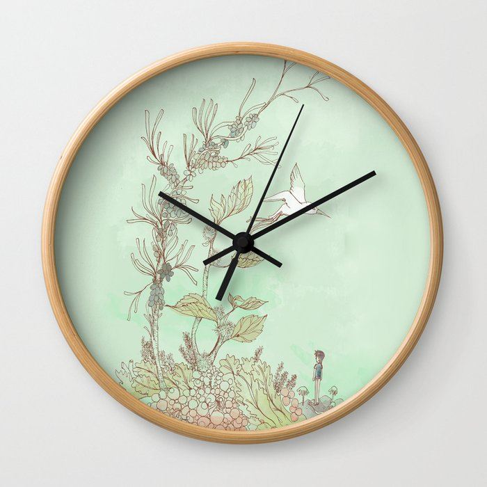 Don't Make Me Wait For Love. Wall Clock