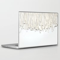 fringe Laptop & iPad Skins featuring Fringe by Caitlin Workman