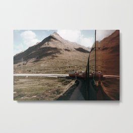 Bernina Express Metal Print