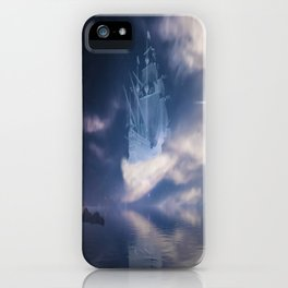 Sailing Home iPhone Case