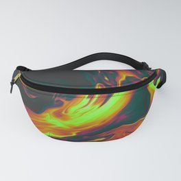 WAITING FOR THE BAD THING Fanny Pack