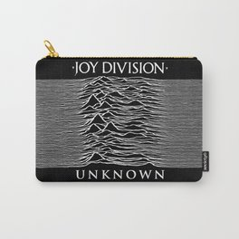 The Line Of Division Carry-All Pouch