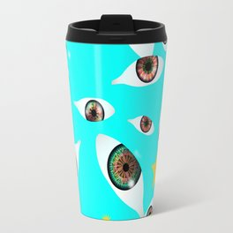 they are watching you Travel Mug