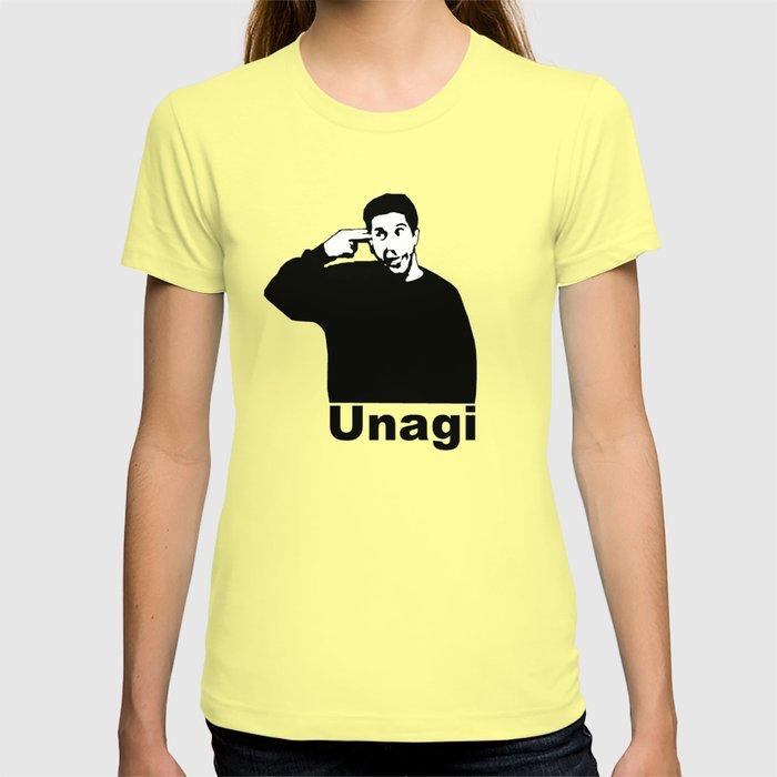 Ross Unagi T-shirt by profoxy   Society6