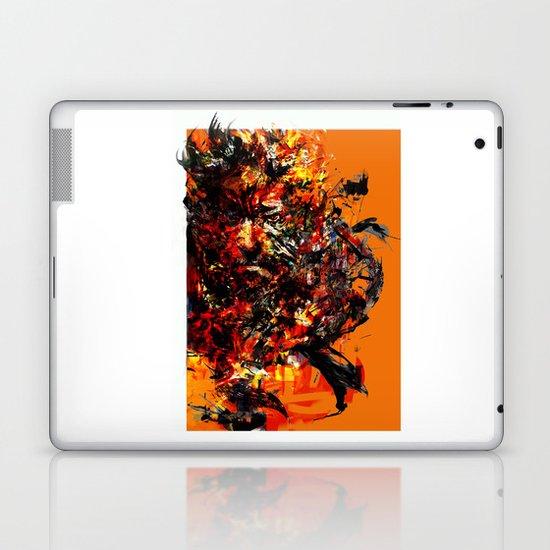 metal gear Laptop & iPad Skin