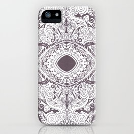 Pumpkin Artwork iPhone Case