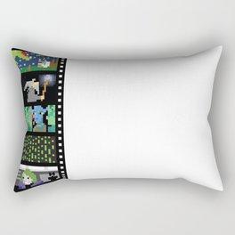 Blockbusters II Rectangular Pillow