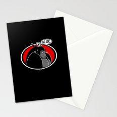 GO, APE Stationery Cards
