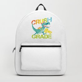 I'm Ready To Crush 2nd Second Grade Student Second Grader Backpack