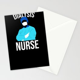 Dialysis Nurse Nurse Nursery Kidney Stationery Cards
