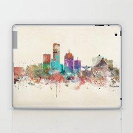 milwaukee wisconsin skyline Laptop & iPad Skin