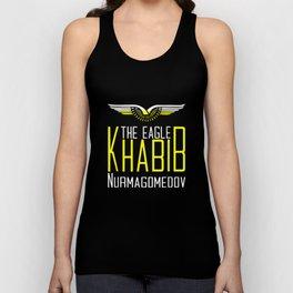 Khabib Time The Eagle Unisex Tank Top