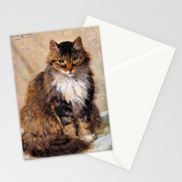 The Maine Coon - Digital Remastered Edition Stationery Cards