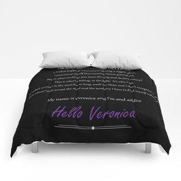 Veronica Mars Comforters