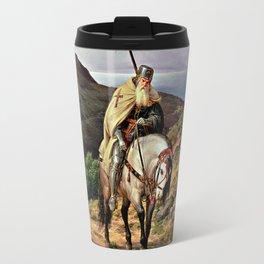 The Return of the Crusader Travel Mug