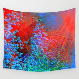 Leaves fantasy Wall Tapestry